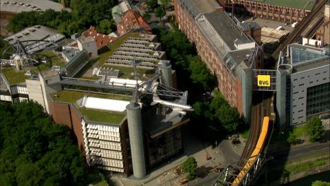 Stock Footage - Deutsches Technikmuseum